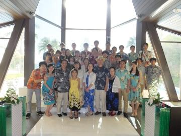 ハワイの結婚式4