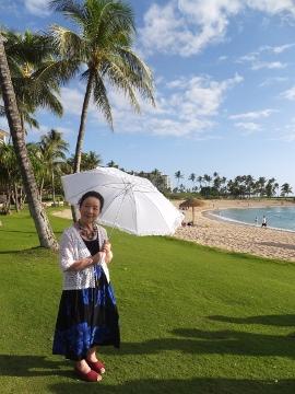 ハワイの結婚式10