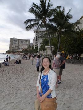 ハワイの結婚式15