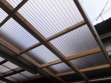 屋根を追加4