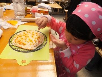 ピザ焼き27年4月12日2