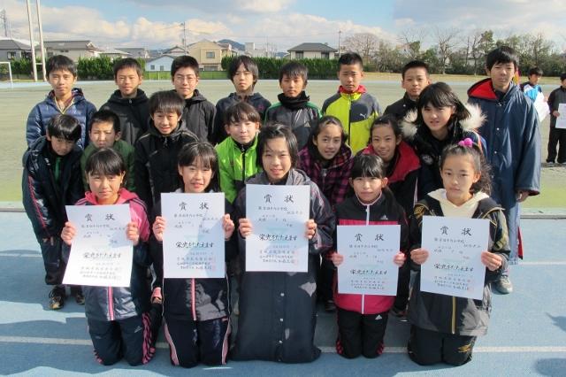 岩田小学校 2014年12月