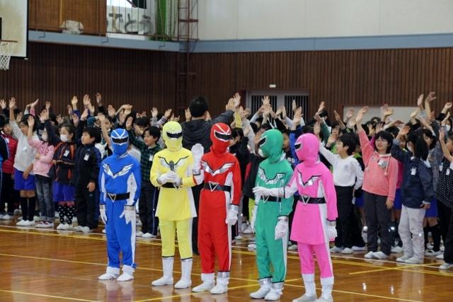 岩田小学校 2015年04月