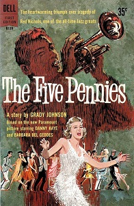 Victor Kalin,The Five Pennies by Grady Johnson, Cover by Victor Kalin