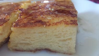 ホテルオークラ風フレンチトースト1