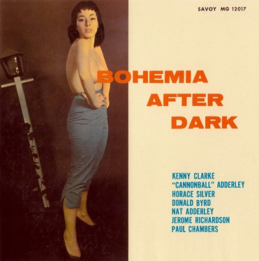 Kenny Clarke Bohemia After Dark Savoy MG 12017