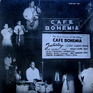 Kenny Clarke Cafe Bohemia Savoy MG 12017