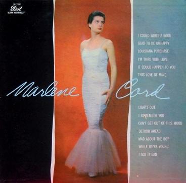 Marlene Cord Dot DLP 3081