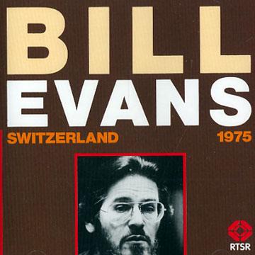 Bill Ebans Switzerland 1975 Jazz Helvet JH 01