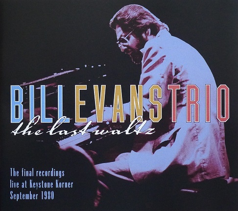 Bill Evans The Last Waltz Milestone 8MCD 4430-2
