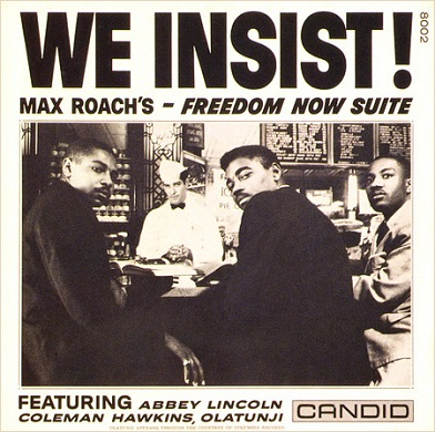 Max Roach We Insist! Candid 8002