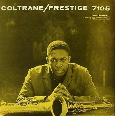 John Coltrane Prestige PRLP 7105