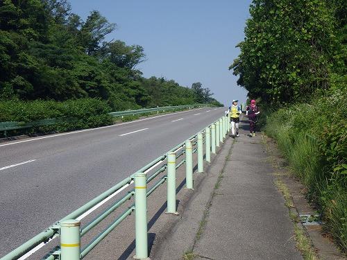 6月香嵐渓ロング走  (1)