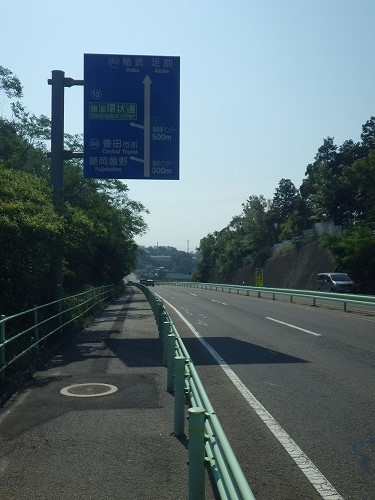 6月香嵐渓ロング走  (5)