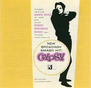 Annie Ross Gypsy