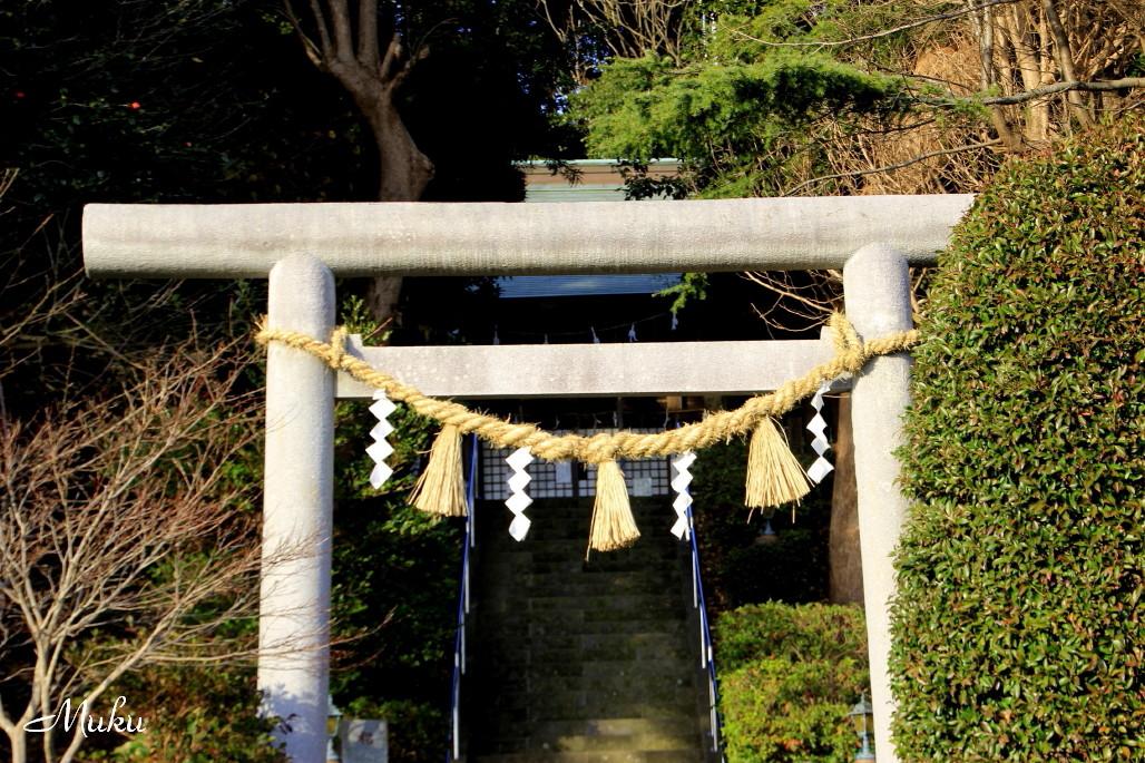 2014.12.21 鶴岡八幡宮 (太田和:神奈川県横須賀市)