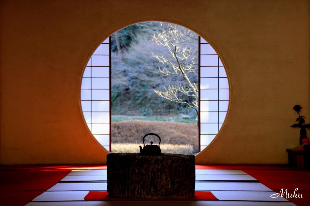 2015.1.3 円窓 (明月院:神奈川県鎌倉市)