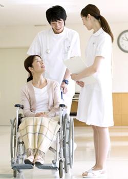 看護師の4
