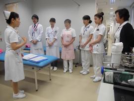 看護師の5