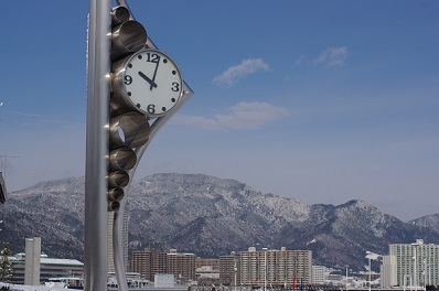 比叡山150102