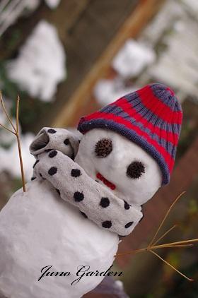 雪だるま150103