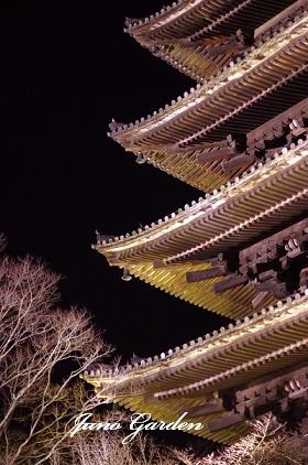 八坂の塔150314