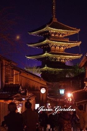 法観寺八坂の塔150314