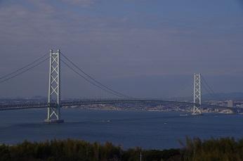 明石海峡大橋150402