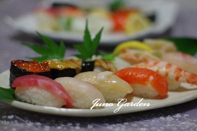 寿司150621
