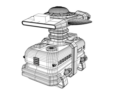宇宙船ワイヤー1