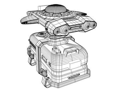宇宙船ワイヤー2