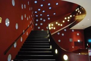 座•高円寺階段