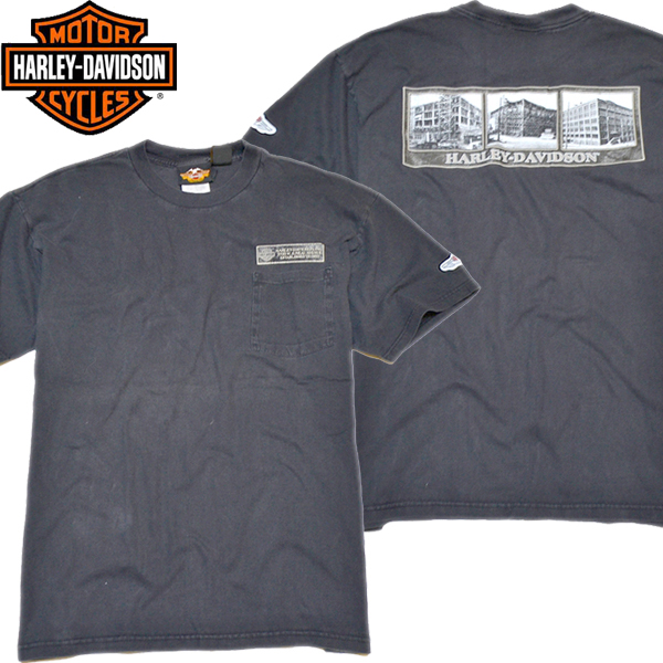 USEDバックプリントTシャツ画像@古着屋カチカチ (5)