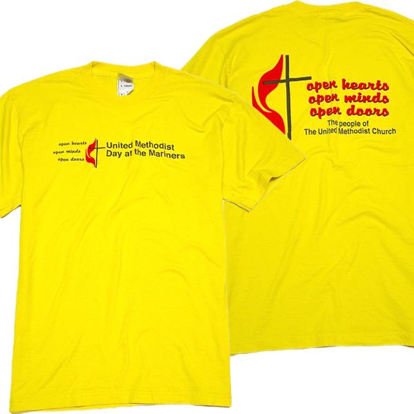 USEDバックプリントTシャツ画像@古着屋カチカチ (8)