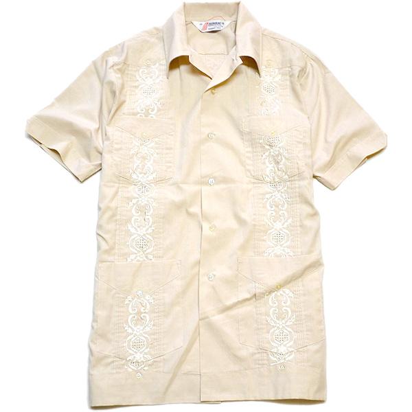 USED半袖キューバシャツ画像@古着屋カチカチ02