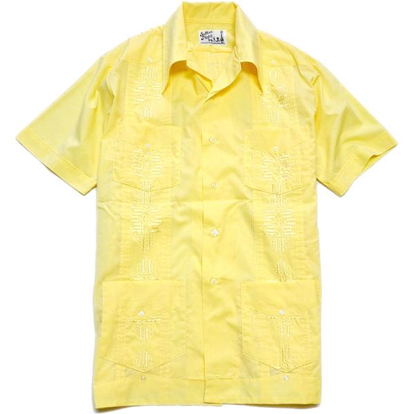 USED半袖キューバシャツ画像@古着屋カチカチ03