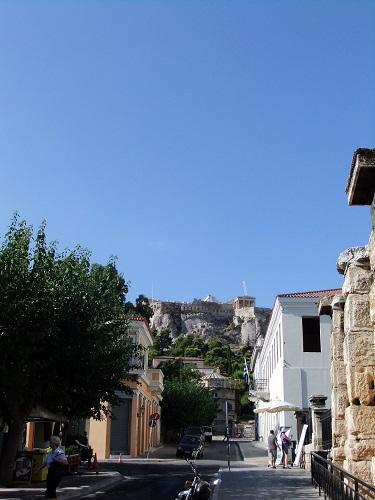アテネ_いつでもどこでもアクロポリス