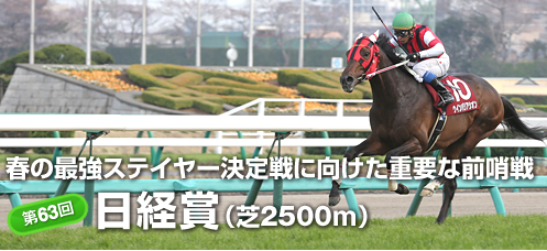 【競馬】第63回日経賞GII