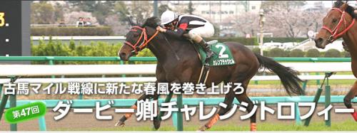 【競馬】第47回 ダービー卿チャレンジT(GIII)