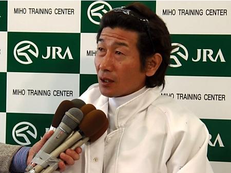 【競馬】《NHKマイルC》大江原師「ミュゼスルタンは絶対勝つ。応援よろしく」
