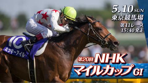 【競馬】第20回NHKマイルカップ(GⅠ) part4
