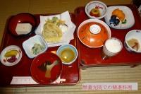 20141012高野山夕食