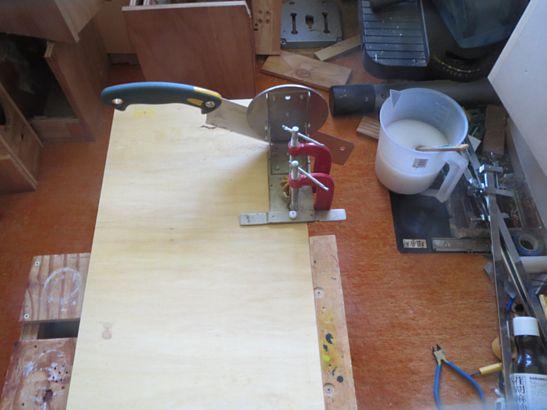 200円ユニット開管共鳴管実験機制作準備