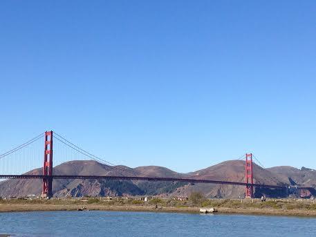 golden gate bridge(ゴールデンゲートブリッジ)