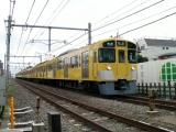 西武2000系2083F 東長崎-江古田にて
