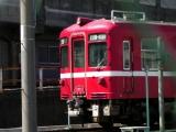 京急1000形1305号 京急川崎駅留置線にて