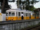 琴電1080形1084号 琴電琴平駅にて