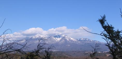H261226八ヶ岳