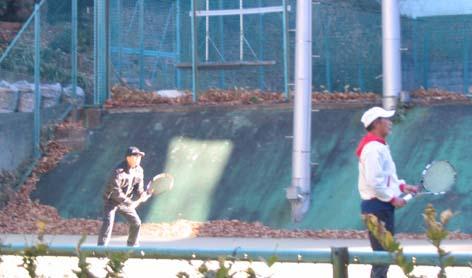 H270112羽沢テニス