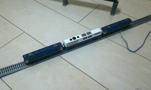 CLカー1両